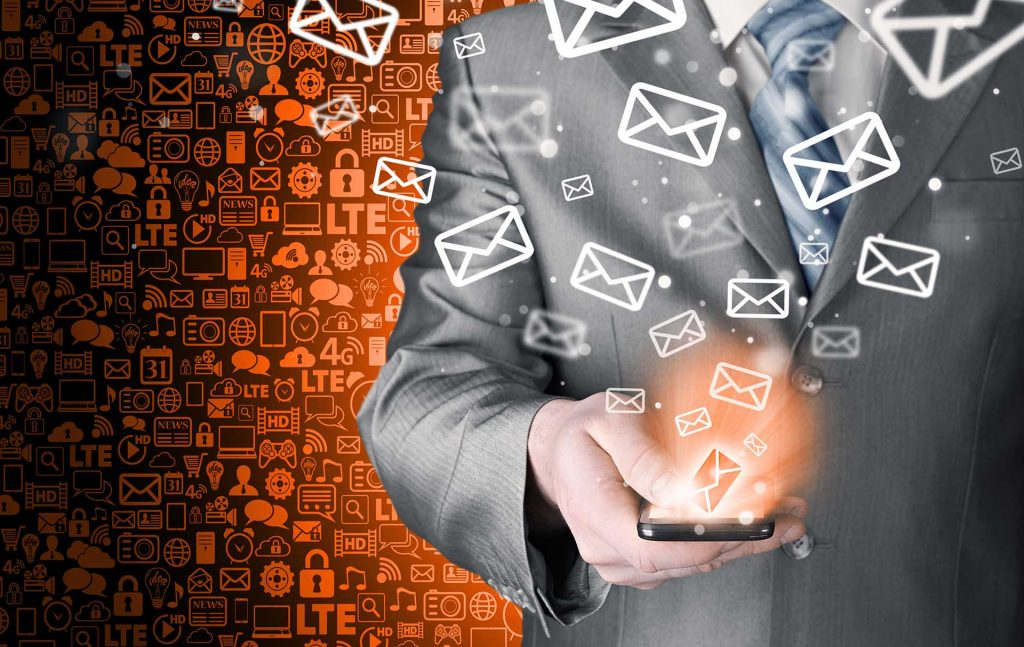 business cloud email service